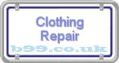 clothing-repair.b99.co.uk