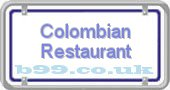 colombian-restaurant.b99.co.uk