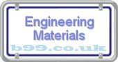 engineering-materials.b99.co.uk