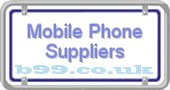 mobile-phone-suppliers.b99.co.uk