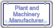 plant-and-machinery-manufacturer.b99.co.uk