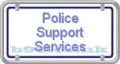police-support-services.b99.co.uk