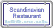 scandinavian-restaurant.b99.co.uk