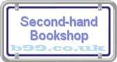 second-hand-bookshop.b99.co.uk