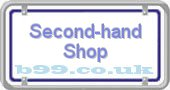 second-hand-shop.b99.co.uk