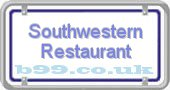 southwestern-restaurant.b99.co.uk