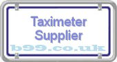 taximeter-supplier.b99.co.uk