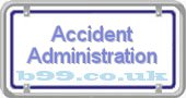 accident-administration.b99.co.uk