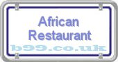 african-restaurant.b99.co.uk