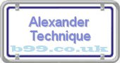 alexander-technique.b99.co.uk
