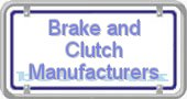 brake-and-clutch-manufacturers.b99.co.uk