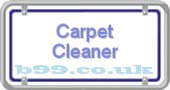 carpet-cleaner.b99.co.uk