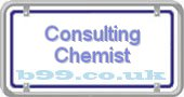 consulting-chemist.b99.co.uk