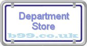 department-store.b99.co.uk