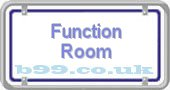 function-room.b99.co.uk