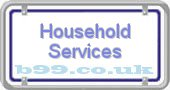 household-services.b99.co.uk
