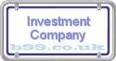investment-company.b99.co.uk