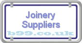 joinery-suppliers.b99.co.uk