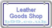 leather-goods-shop.b99.co.uk