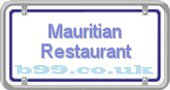 mauritian-restaurant.b99.co.uk