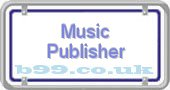 music-publisher.b99.co.uk