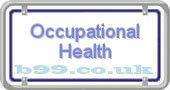 occupational-health.b99.co.uk