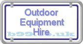 outdoor-equipment-hire.b99.co.uk