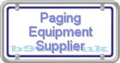 paging-equipment-supplier.b99.co.uk
