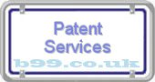 patent-services.b99.co.uk
