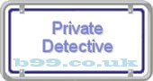 private-detective.b99.co.uk