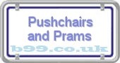 pushchairs-and-prams.b99.co.uk
