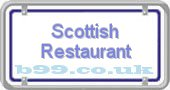 scottish-restaurant.b99.co.uk