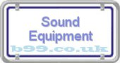 sound-equipment.b99.co.uk