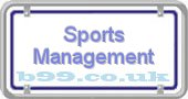 sports-management.b99.co.uk