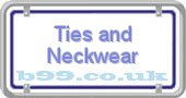 ties-and-neckwear.b99.co.uk