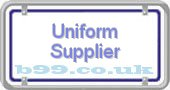 uniform-supplier.b99.co.uk