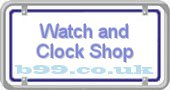 watch-and-clock-shop.b99.co.uk