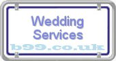 wedding-services.b99.co.uk