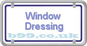 window-dressing.b99.co.uk
